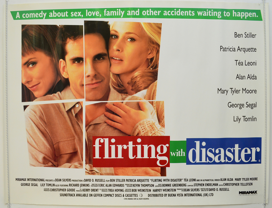 flirting with disaster movie cast movie list 2015