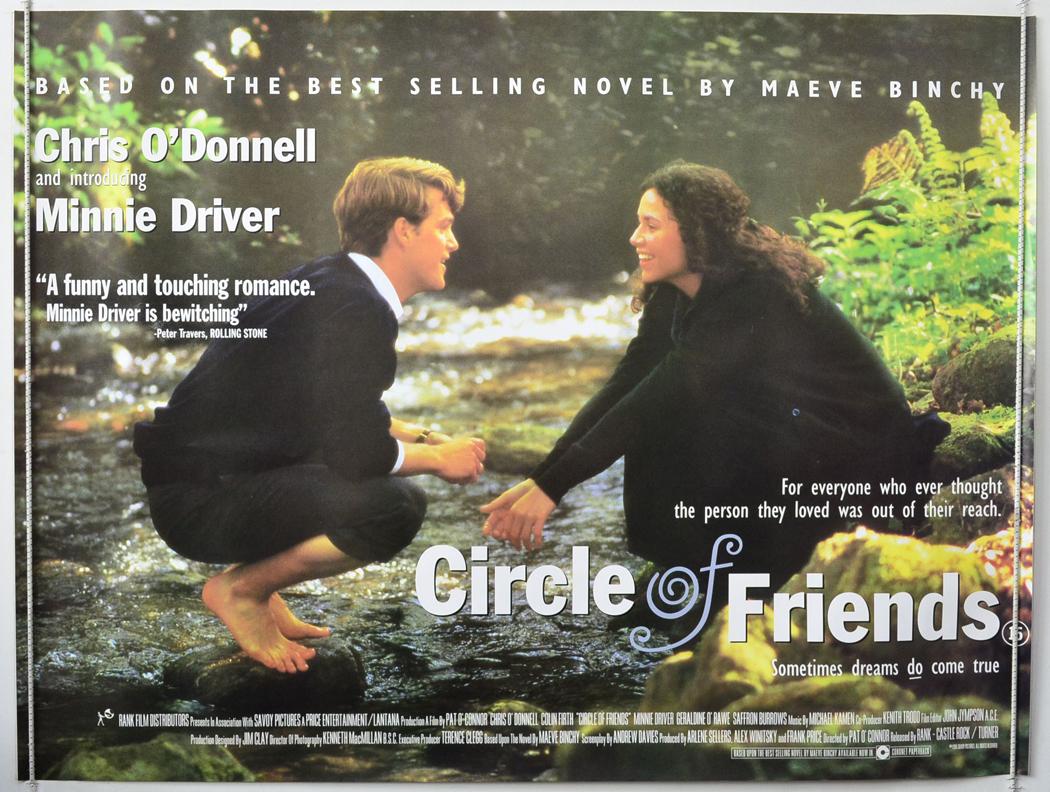 Circle of Friends (1995 film) - JungleKey.co.uk Image