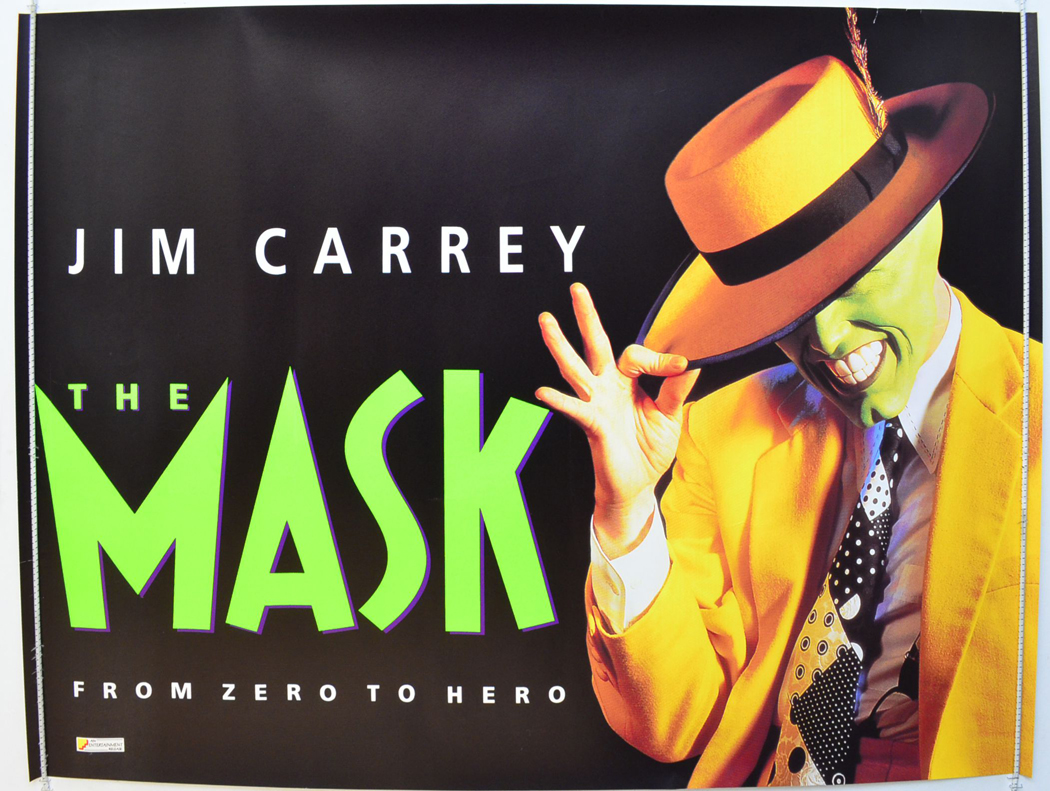 the mask movie poster wwwpixsharkcom images
