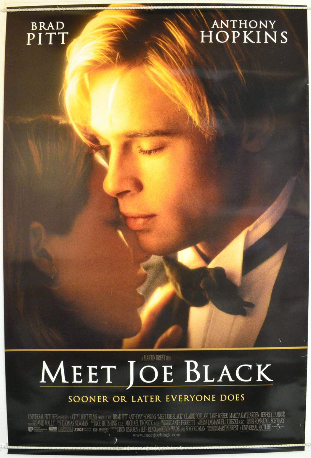meet joe black novel