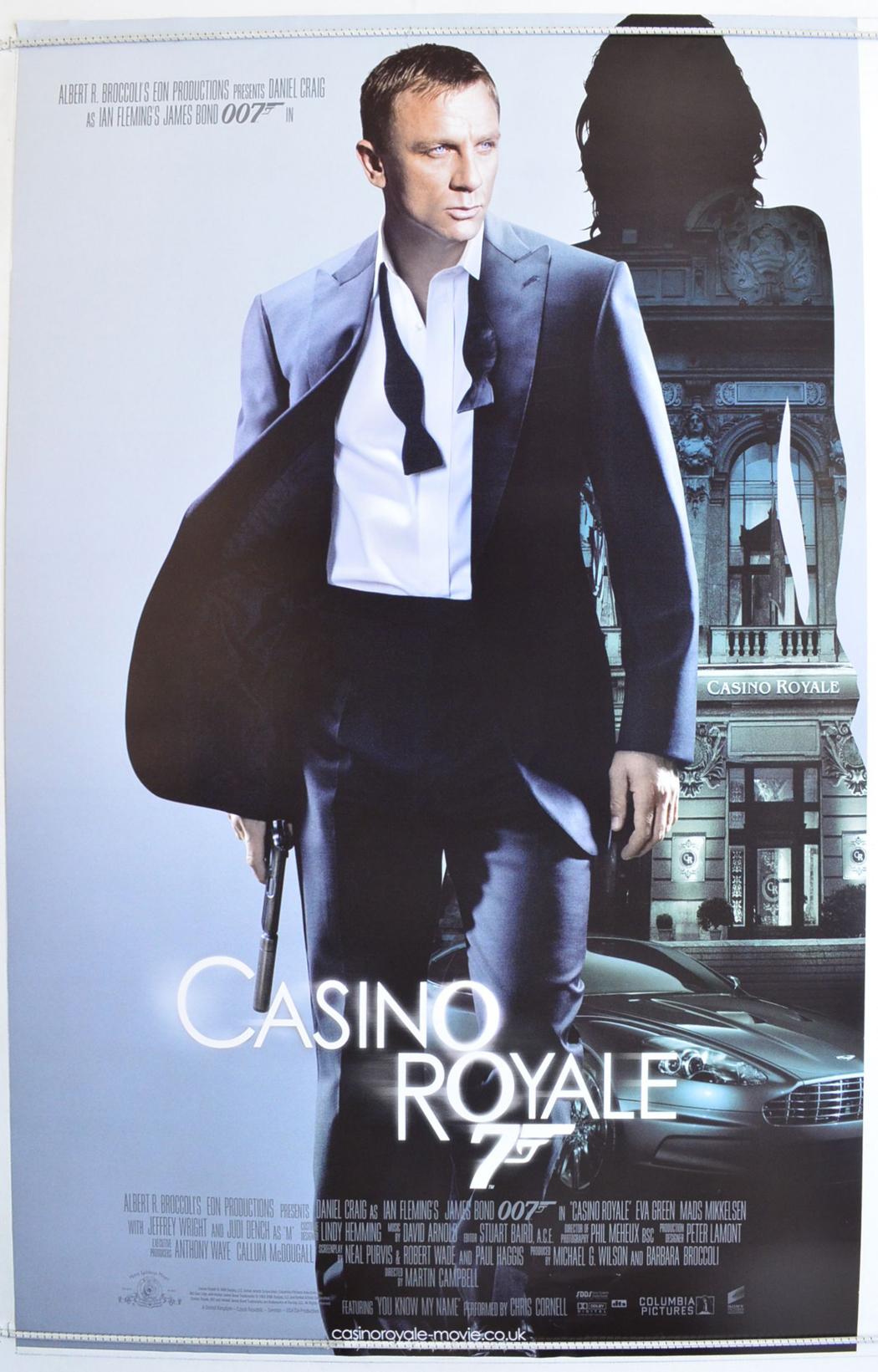 james bond 007 casino royale cast