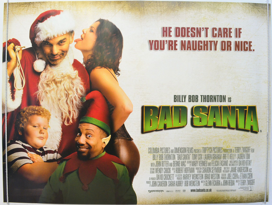 Online Bad Santa 2 Cinema Watch