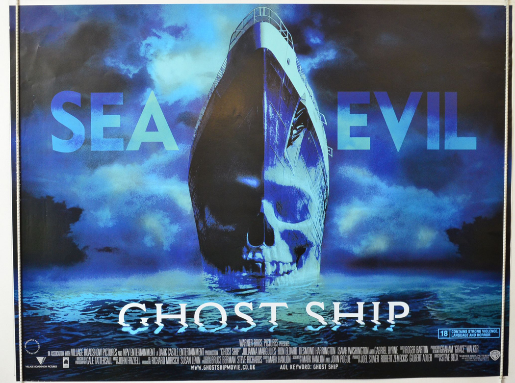 ghost ship greed sin and ghosts essay Do not board ghost ship scary ghosts, including a ghost-girl named katie  families can talk about the ideas of greed and honor depicted in this movie.