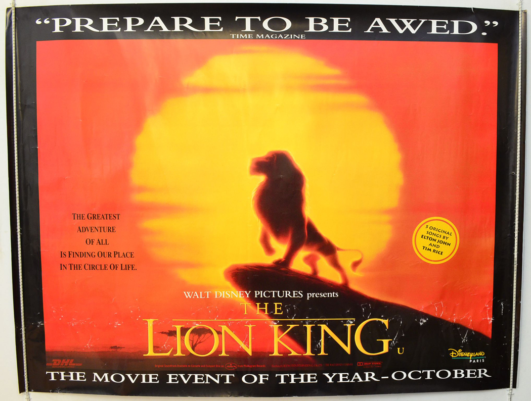 lion king  the