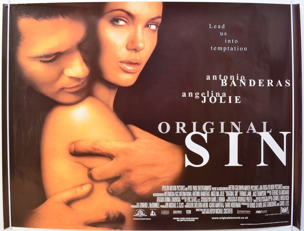 Sex from original sin the movie