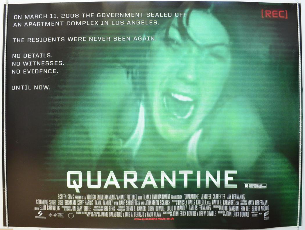 quarantine 2008 - photo #9