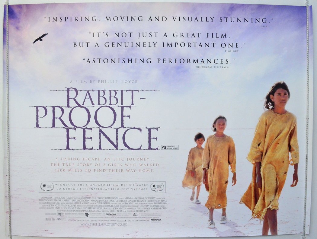 "rabbit-proof fence essay journey ""to get through the hardest journey we need to take only one step at a time rabbit proof fence essay rabbit proof fence review about."