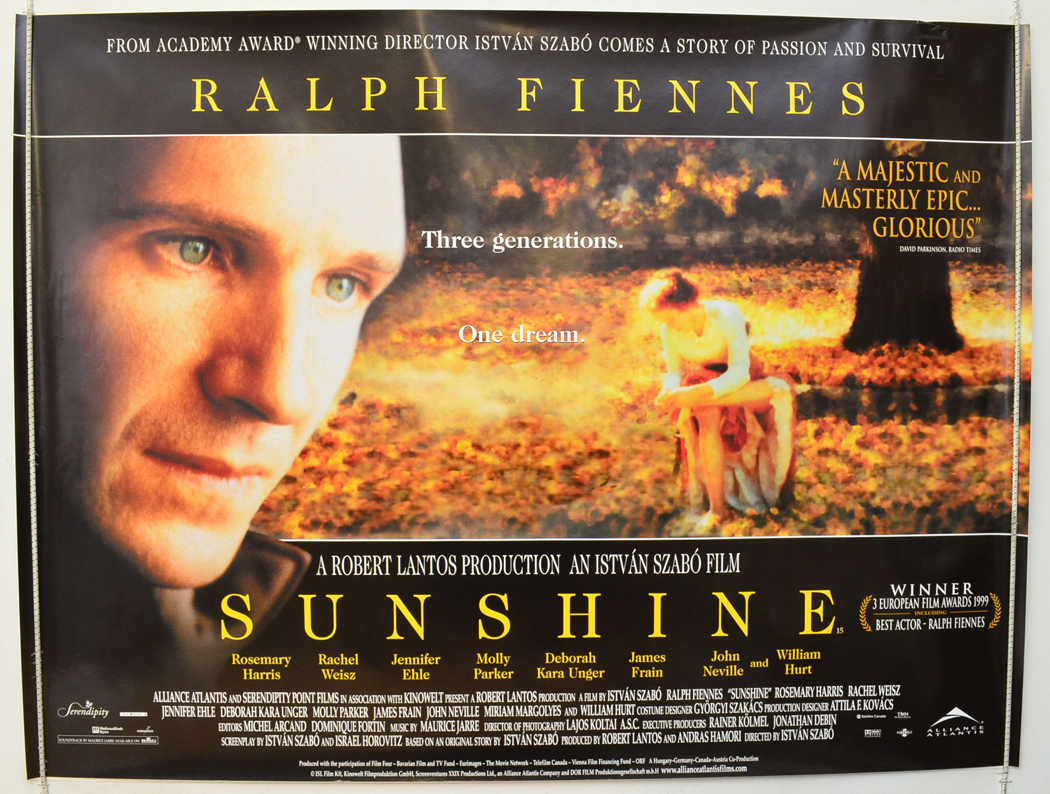Ralph Fiennes: roles in movies to 1992 | Around Movies