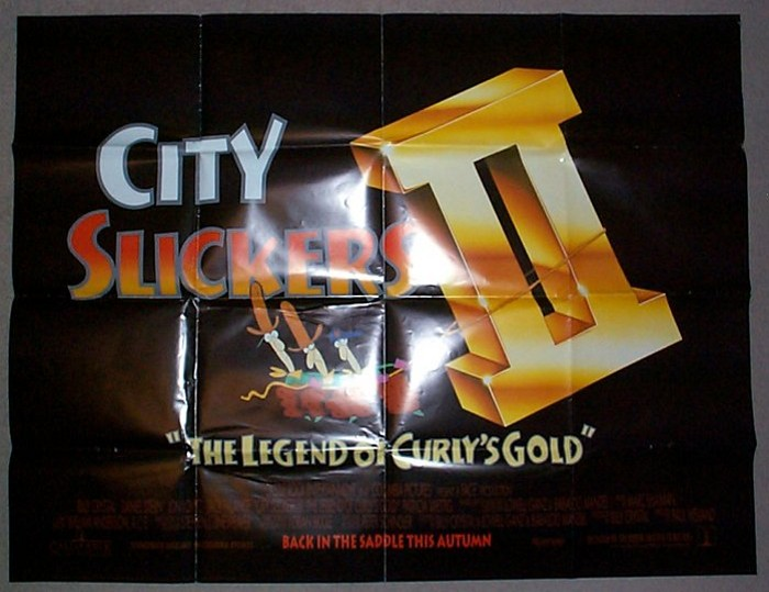 City Slickers II<br><p><i>(Teaser)</i></p>