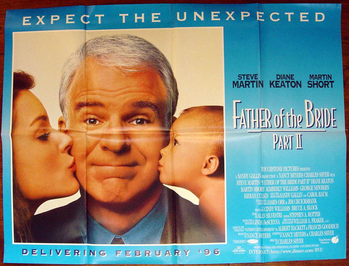 Father Of The Bride Part Ii Original Cinema Movie