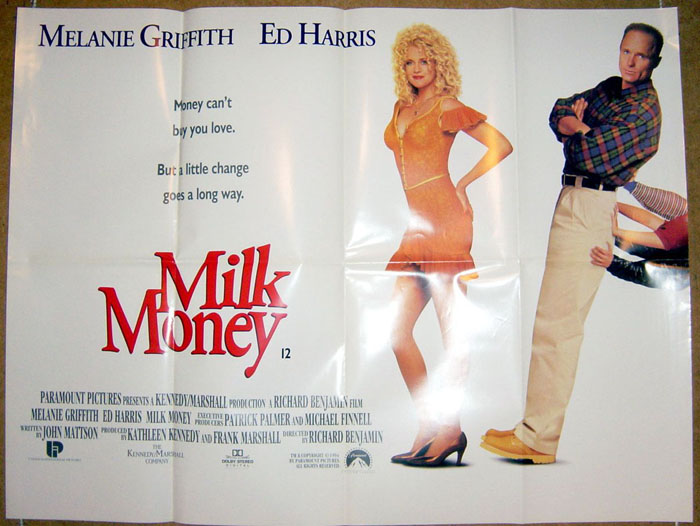 milk money original cinema movie poster from pastposters