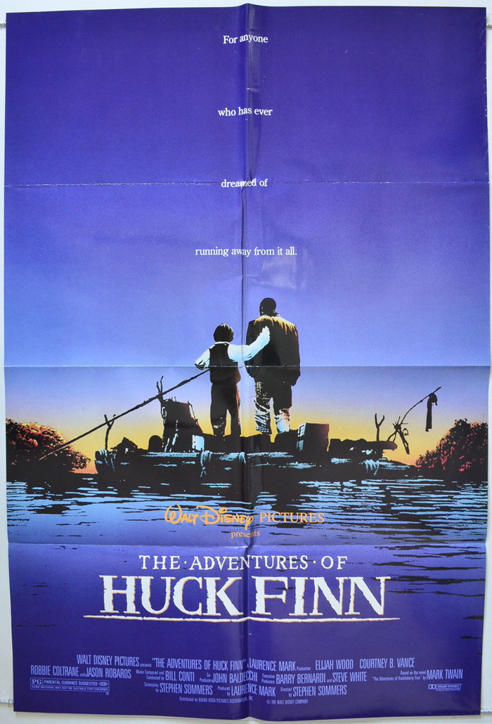 Adventures Of Huck Finn (The)
