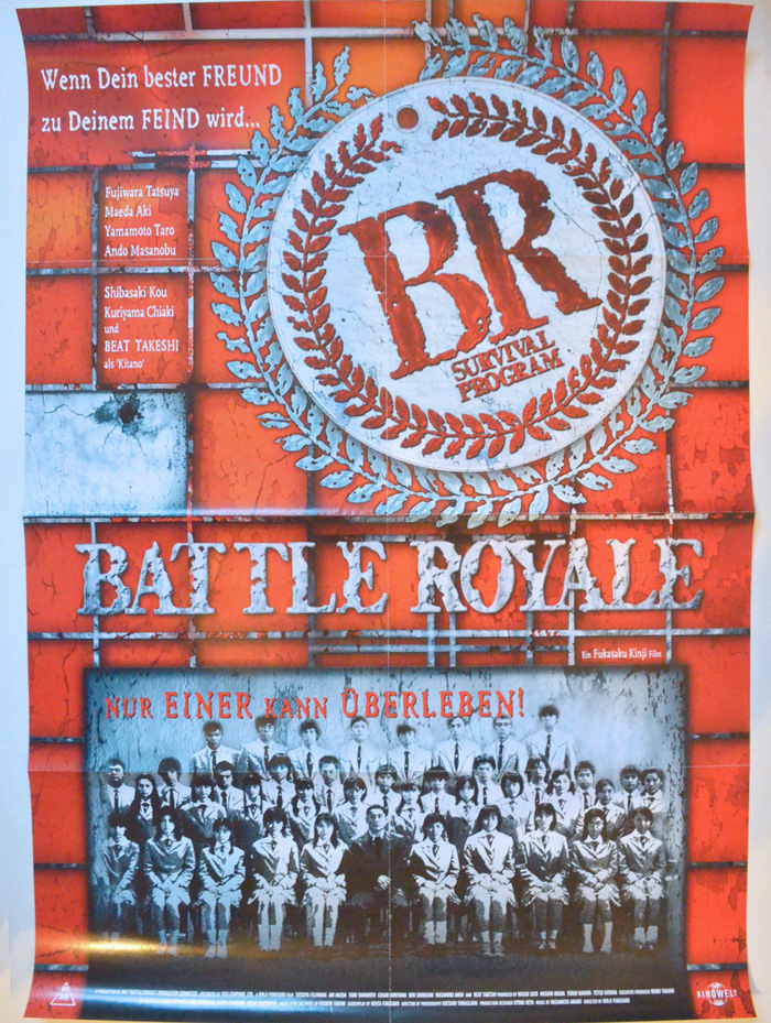 Battle Royale <p><i> (a.k.a. Batoru rowaiaru) </i></p>