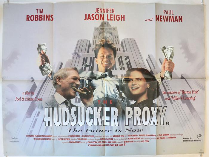Hudsucker Proxy (The) - Original Cinema Movie Poster From ...