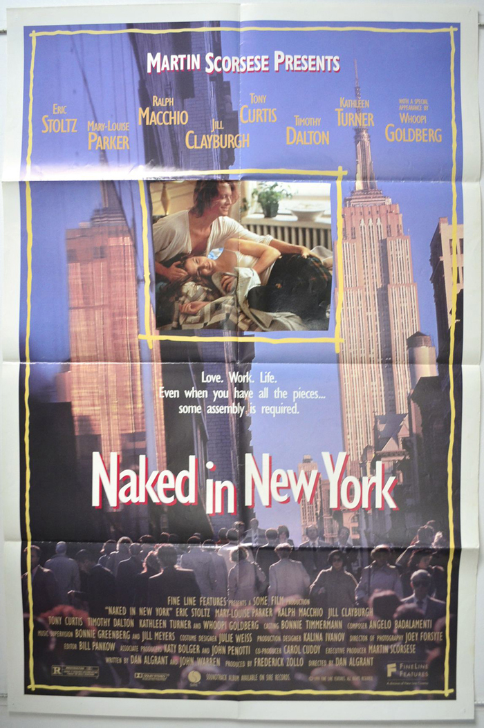Naked dating in new york