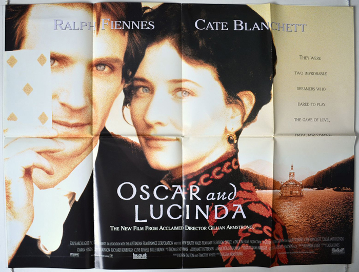 Oscar and lucinda book