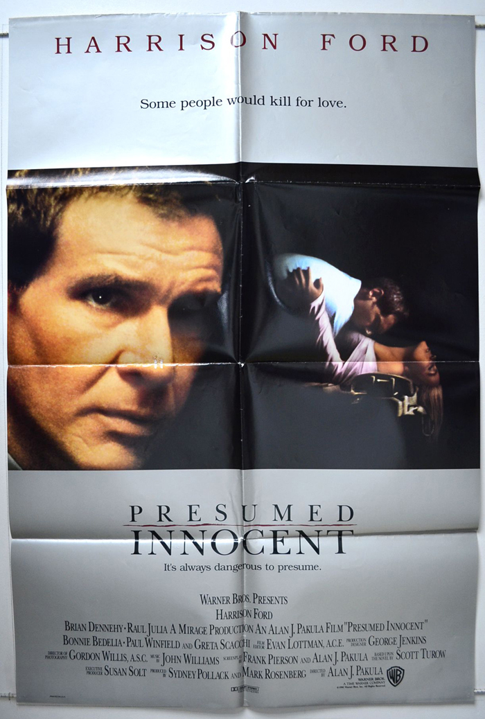 PreviousNext. Previous Image Next Image. Presumed Innocent Movie ...