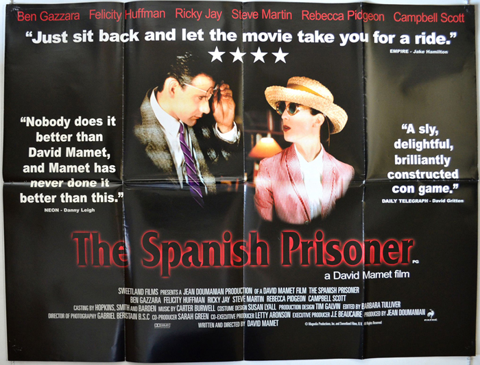 Spanish Prisoner (The)