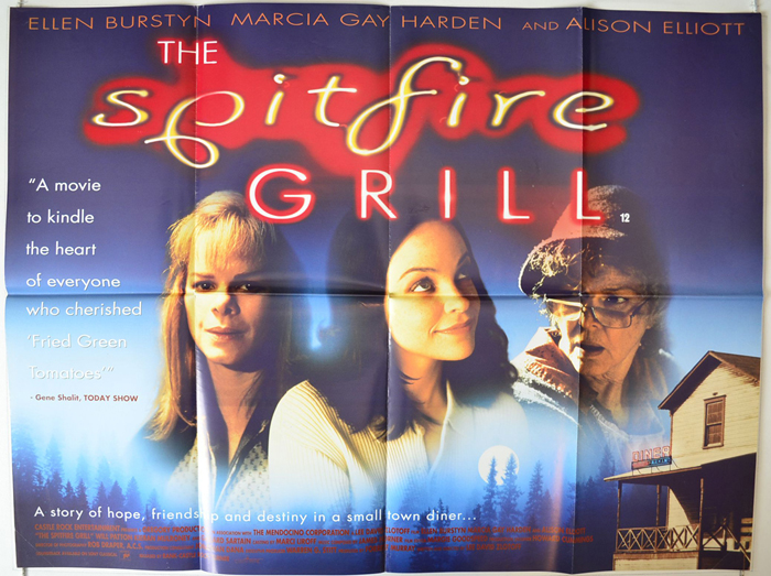 the story of renewal in the spitfire grill a film by lee david zlotoff Based on the film by lee david zlotoff based on the film by lee that wetherhead sets up with a chilling story altogether, the spitfire grill is a handsomely.