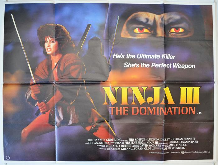 Ninja Iii The Domination Chung
