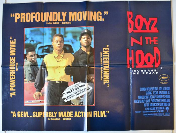 boyz n the hood movie poster wwwimgkidcom the image