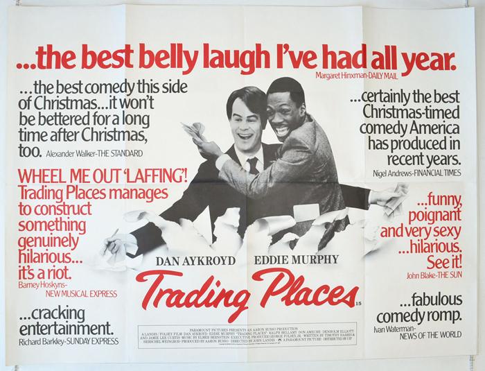 Trading Places Eddie M...