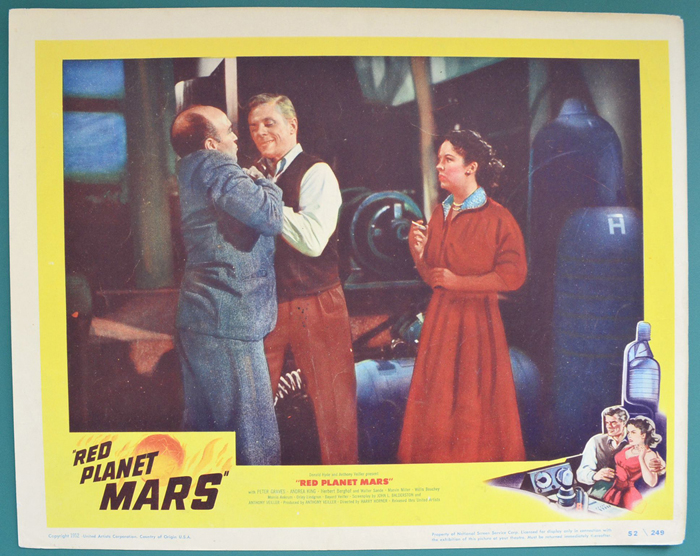 mars red planet movie monsters - photo #14