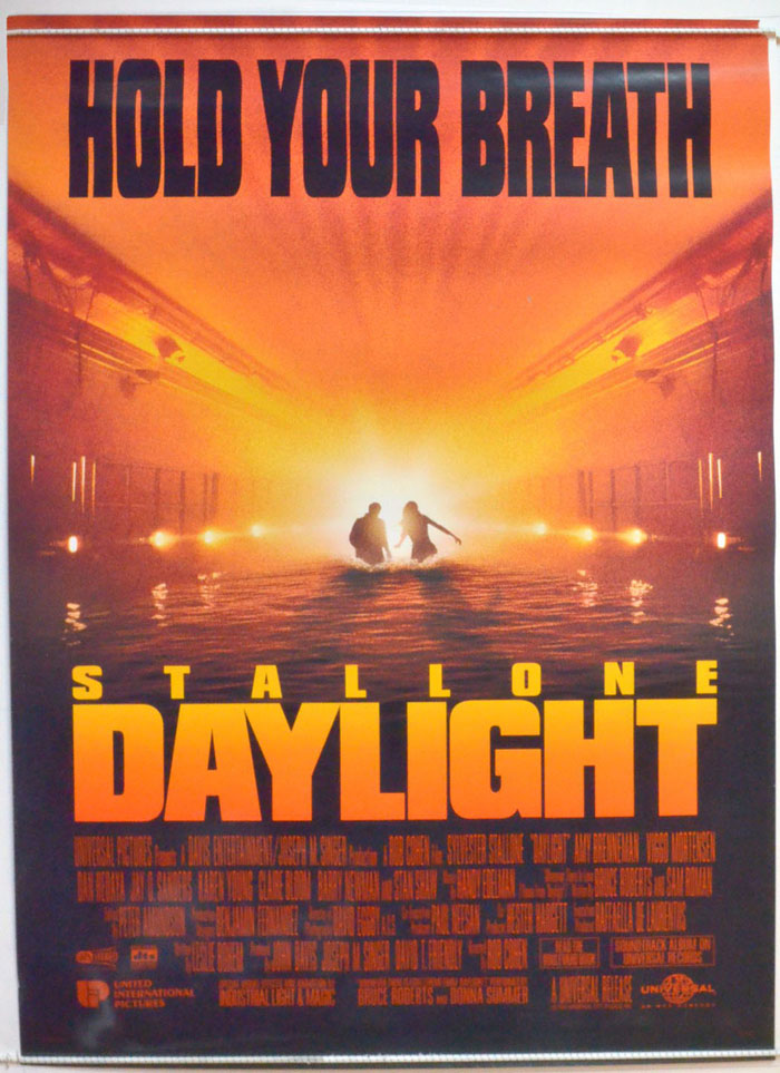 Daylight Original Cinema Movie Poster From Pastposters