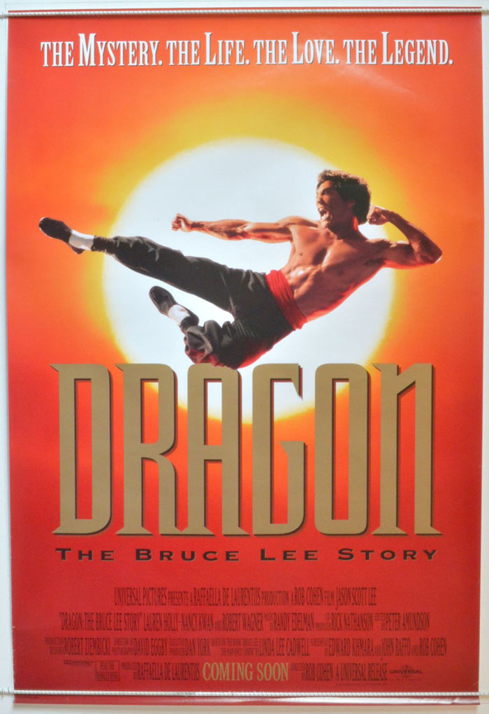 Dragon The Bruce Lee Story Movie Review
