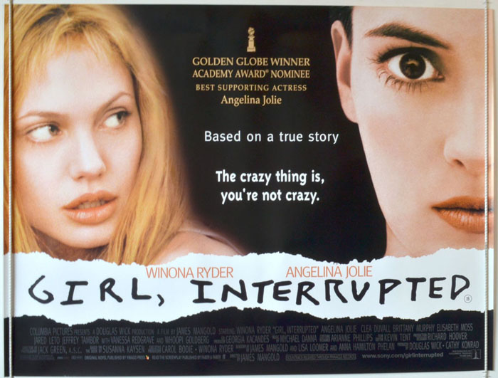 an analysis of the movie girl interrupted by mangold