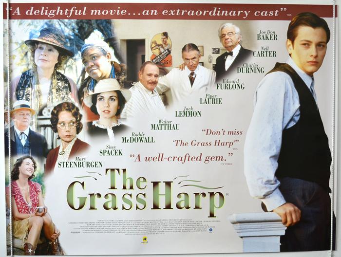 The Grass Harp by Tasseomancy - SoundCloud