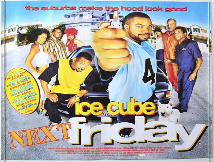 Watch Full HD Next Friday (2000) Online Free - SidiFlix