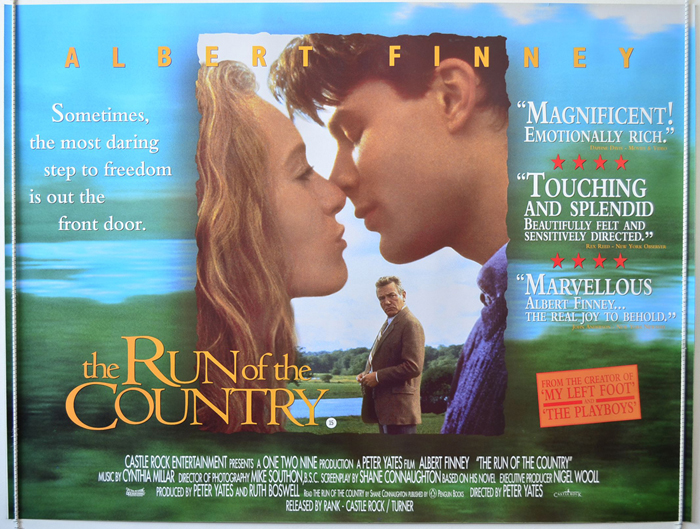 The run of the country movie
