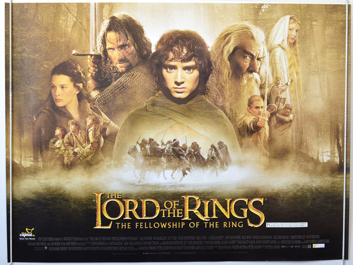 a review of the first movie of the lord of the rings trilogy the fellowship of the ring The lord of the rings trilogy - standard jackson brings more personality to the series' first installment, the fellowship of the ring full review cast and.