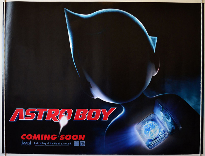 Astro Boy <p><i> (Teaser / Advance version) </i></p>