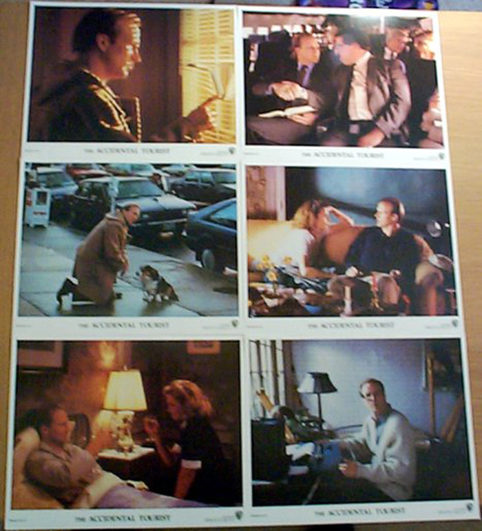 Accidental Tourist (The)<br><p><i>6 Lobby Cards</i></p>