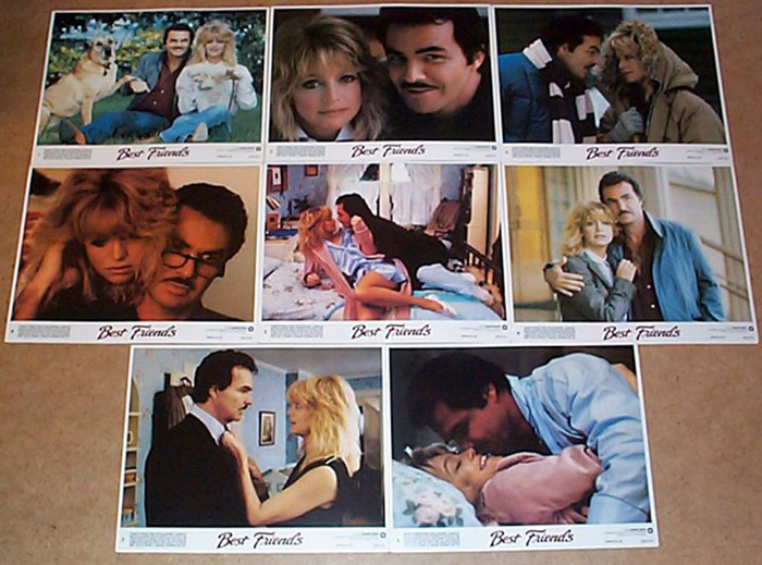 Best Friends<br><p><i>Set Of 8 Lobby Cards</i></p>