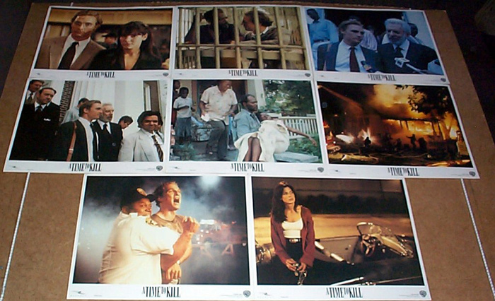 A Time To Kill<br><p><i>Set Of 8 Lobby Cards</i></p>