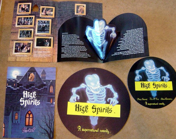 High Spirits<br><p><i>Original Promotional Kit</i></p>