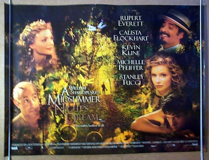 Midsummer Night S Dream Movie