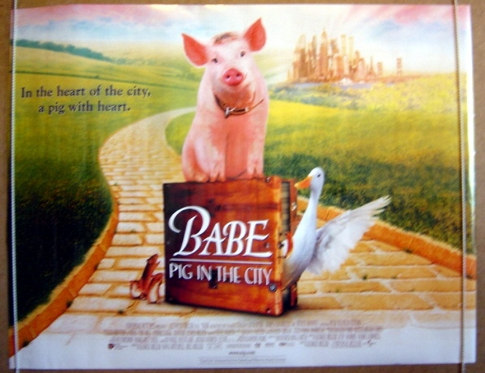 Babe : Pig In The City