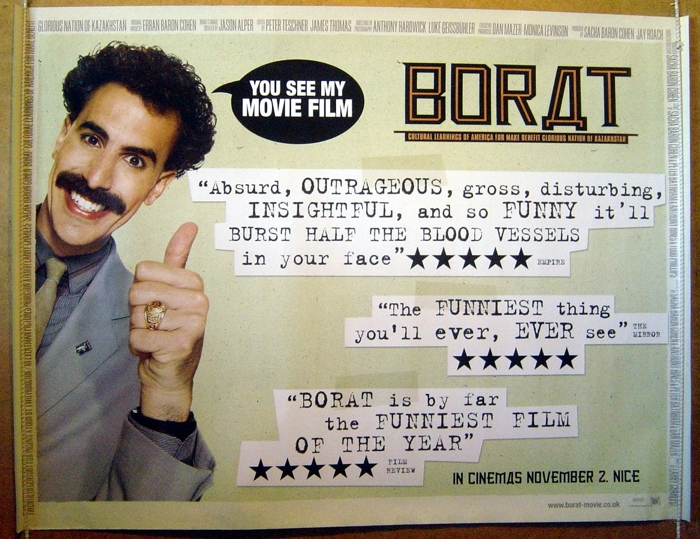 Borat movie