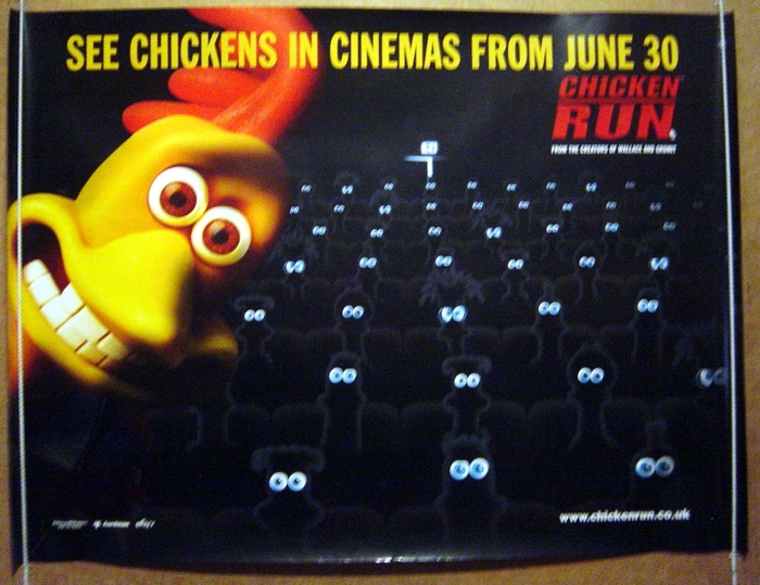 Chicken Run <p><i>(Teaser / Advance Version) </i></p>