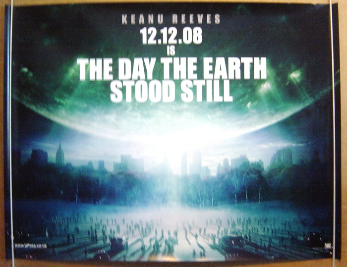 Day The Earth Stood Still (The)<br><p><i>(Teaser)</i></p>