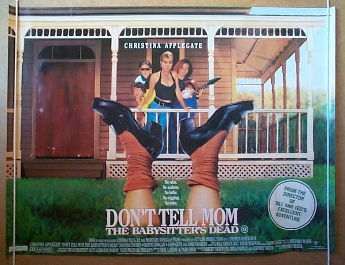 Watch Don't Tell Mom The Babysitter's Dead (1991) Full