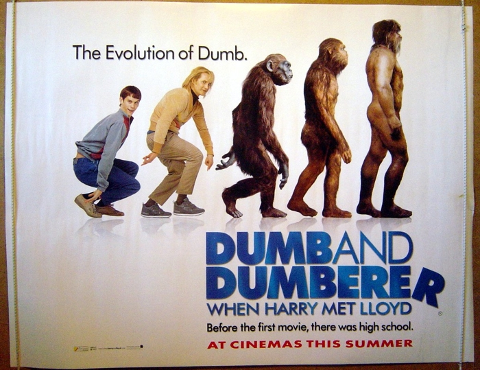 Dumb and dumberer free movie