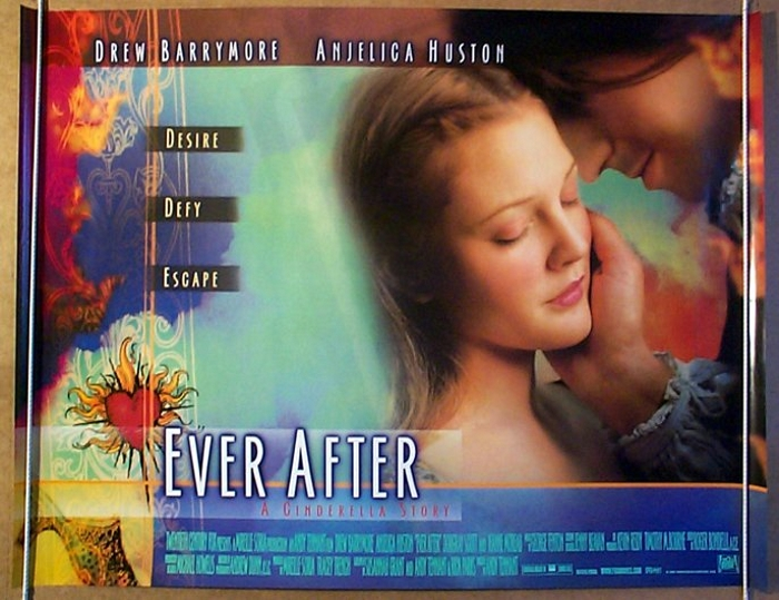 EVER AFTER : A CINDERELLA STORY Poster
