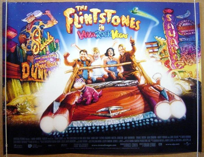 Flintstones In Viva Rock Vegas The Original Cinema