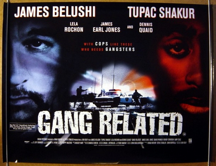 Cinema Original From  Gang Poster Related - Movie