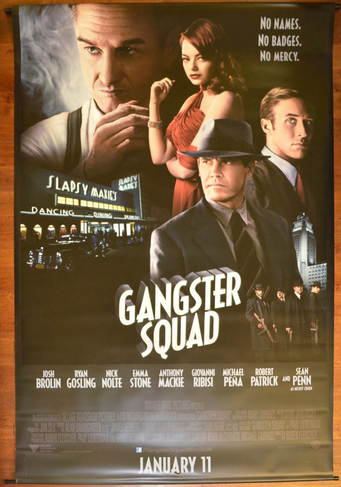 Gangster Squad <p><i> (Cinema Banner) </i></p>